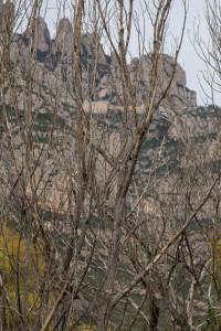 Fototrack! El pont andalusi del Cairat @ Aparcament Aeri de Montserrat