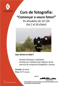 Objectiu Fotogràfic @ Casal de Cultura de Collbató